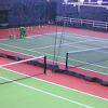 Indoor Tennis Lighting T5 vs Metal Halide