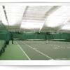 Indirect Tennis Court Lighting