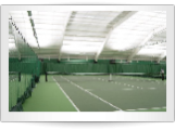 Indirect Tennis Court Lighting
